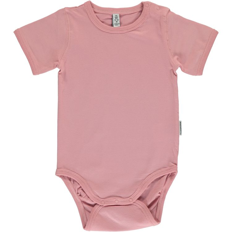Maxomorra body Dusty Pink