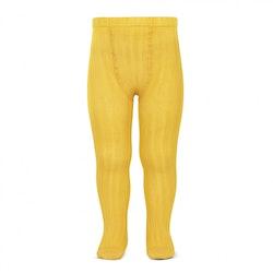 Cóndor - Strumpbyxor Rib Yellow