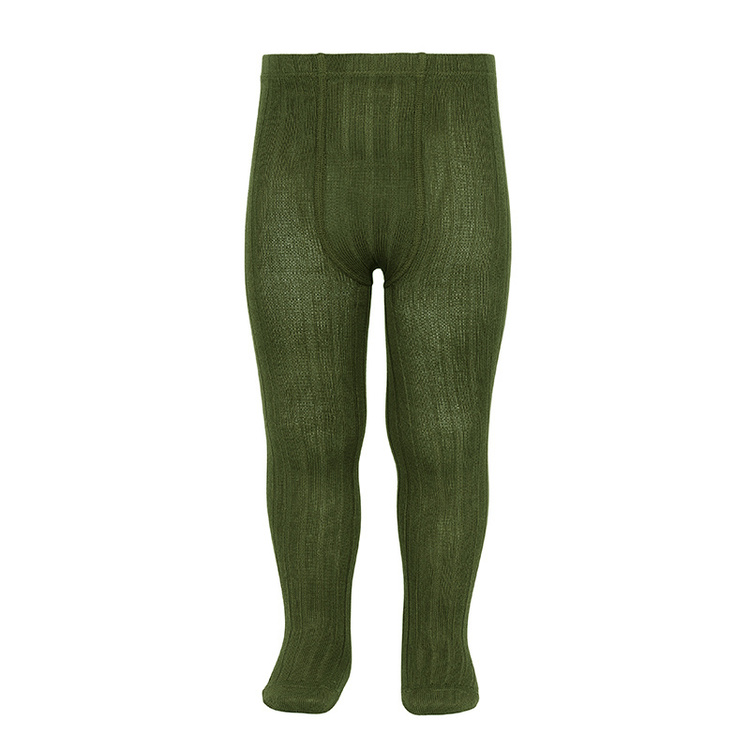 Condor tights rib seaweed
