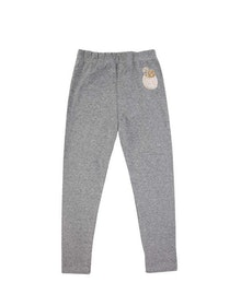 Dear Sophie - Leggings Grey Melange