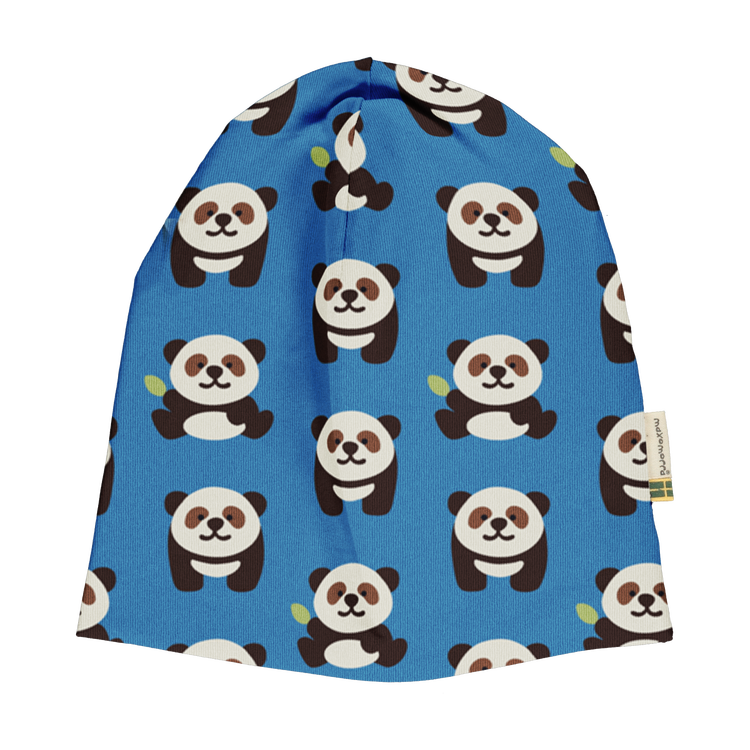 Maxomorra Mössa Playful Panda