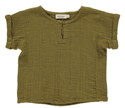 MarMar - Top Tomba Dark Olive