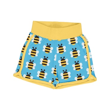 Maxomorra - Runner Shorts Humble Bumblebee