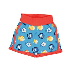 Maxomorra - Runner Shorts Tropical Aquarium