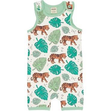 Meyadey - Playsuit kort Tiger Jungle
