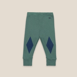 Bobo Choses - Leggings Diamonds Greener