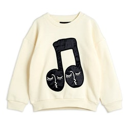 Mini Rodini - Sweatshirt Note