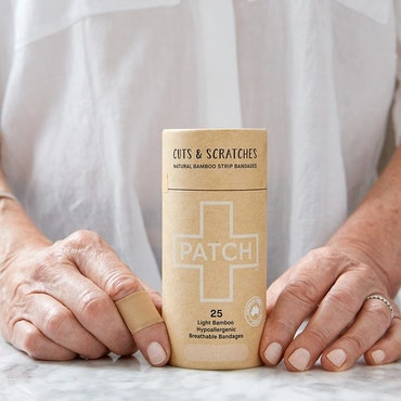 PATCH - Plåster Natural 25st