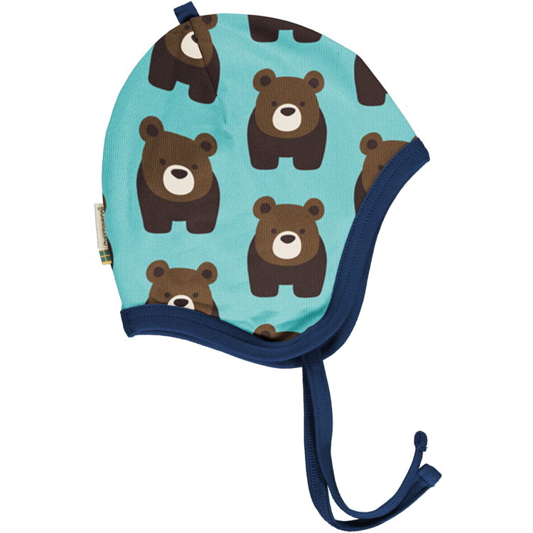 Maxomorra - Helmet Hat Bear