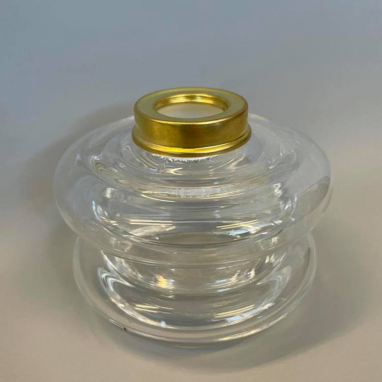 8''' Oljehus klarglas bord/vägg
