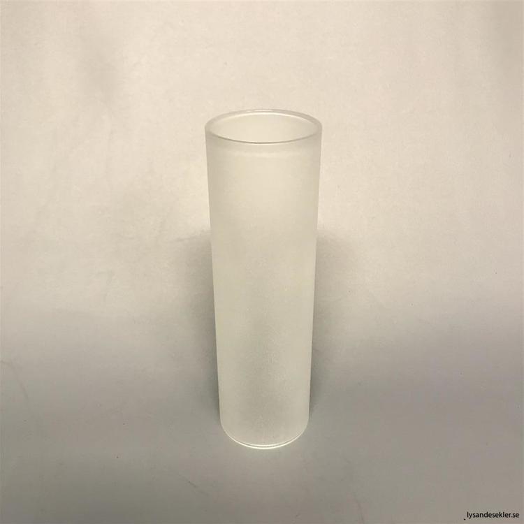 42x140 mm - lampglas 10''' matt cylinder