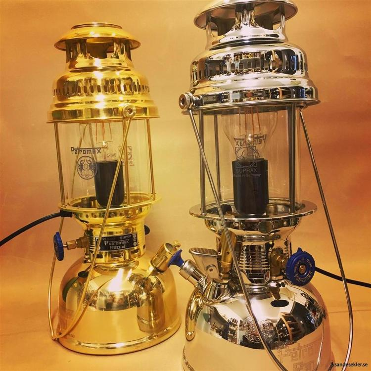 110x116 mm - lampglas cylinder till bl.a. Petromax
