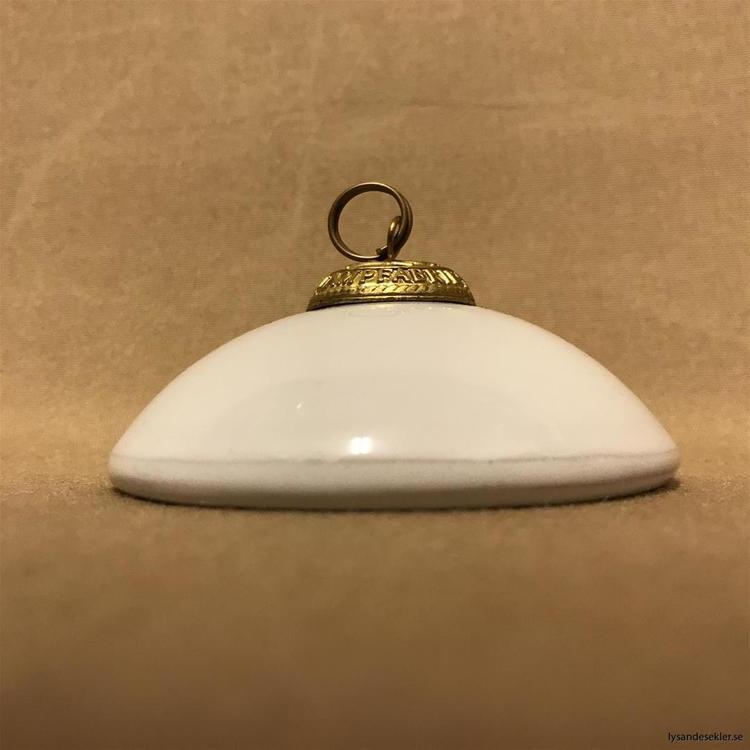 Sot- och värmeskydd - hängande porslin Ø 80 mm