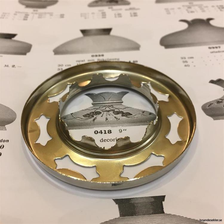 10''' kupring (70 mm kupmått)