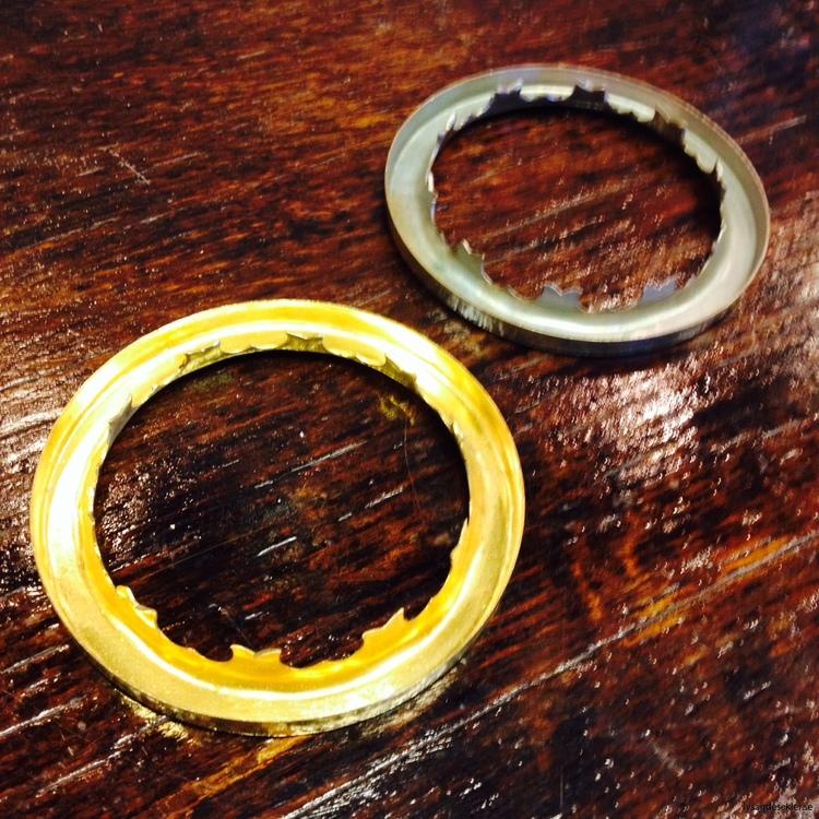 14''' kupring (70 mm kupmått)