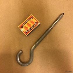 Takkrok 8'' (195 mm) i stål