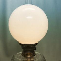 84 mm - Kupa 14''' klot opalvit blank