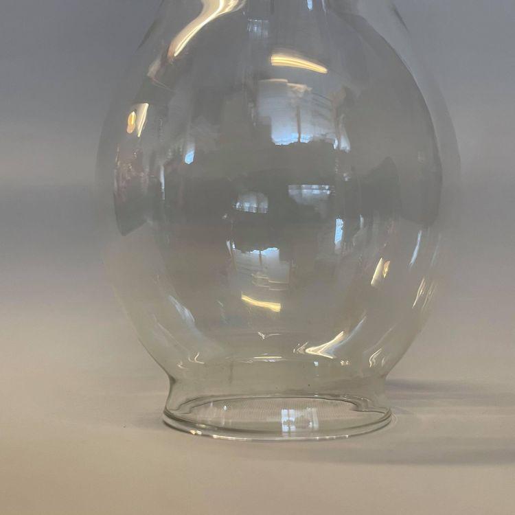 50 mm - lampglas 1'' för skruvfäste