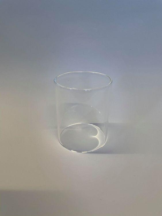46x55 mm - lampglas cylinder till bl.a. Tealight