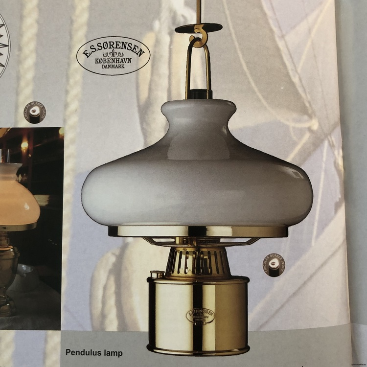 "215 mm (220) - Vestaskärm till ""Pendulus"" opal"