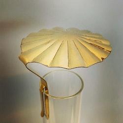 Sotskydd för lampglas i mässing Ø 62 mm