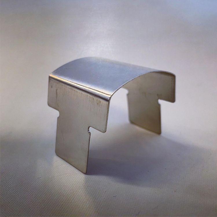 Sot- och värmeskydd - stål - till bl.a. Sampan