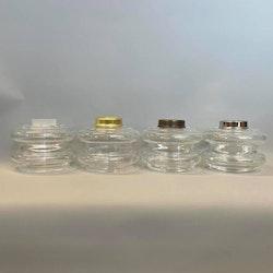 14''' Oljehus klarglas bord/vägg