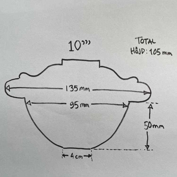 Korgoljehus opal 10'''