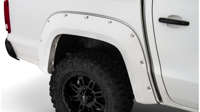 Skärmbreddare VW Amarok Adblue 11-19 Slät - Bushwacker