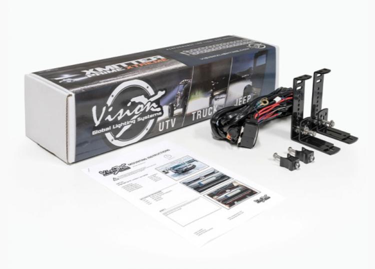 "Vision X HALO 40"" RAM 2019-"
