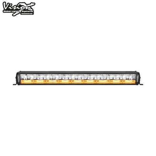 "Vision X Shocker 20"" Dual action - Vit / Orange"