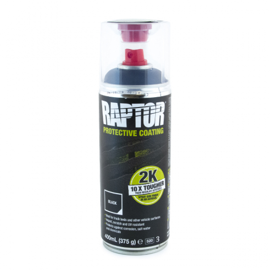 Raptor Bedliner Spray 400ml VIT