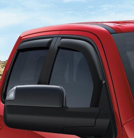 Vindavvisare RAM 1500 2019- (DT) Quad Cab