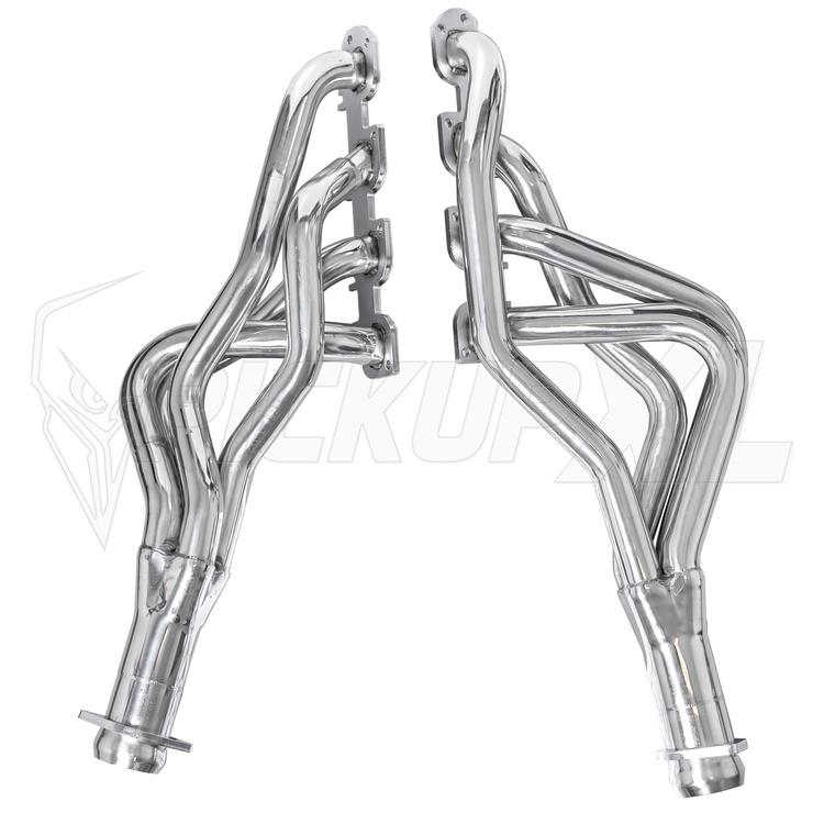 Long Tube Headers RAM 1500 09-18
