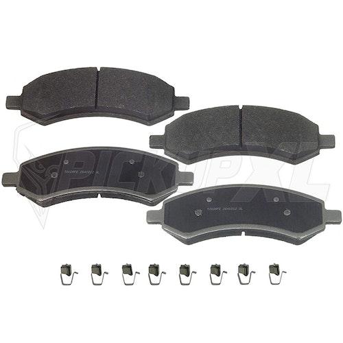 Bromsbelägg MOPAR Bak RAM 1500 19-21