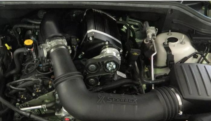 Kompressorkit Grand Cherokee 3.6L V6 Pentastar