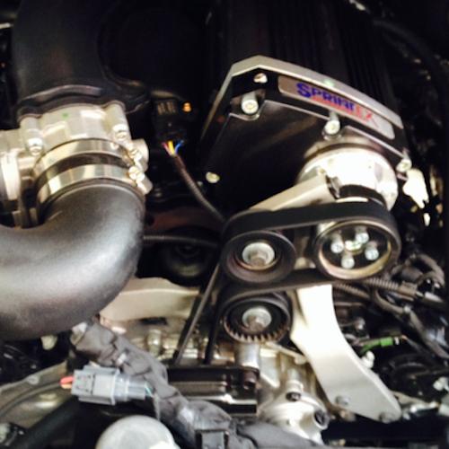 Kompressorkit Dodge RAM 1500 3.6L V6 Pentastar