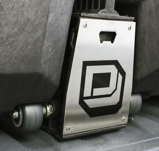 Decked System VW Amarok D-Cab 2009