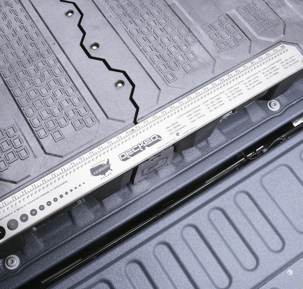 Decked System Isuzu D-max D-cab