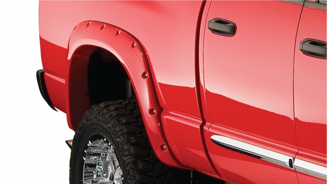 Skärmbreddare - Bushwacker  Dodge RAM 2002 - 2008