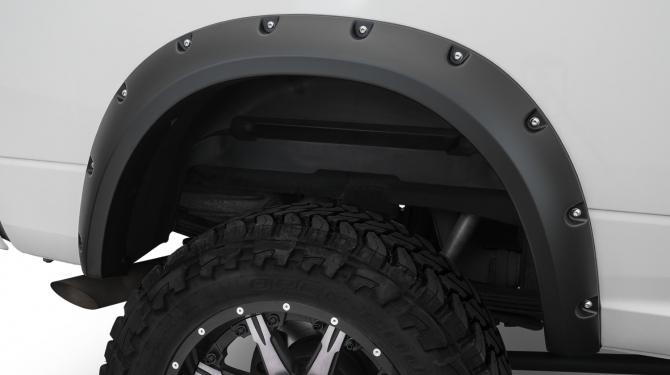 Skärmbreddare - Bushwacker  Dodge RAM 2500 - 3500 10-16