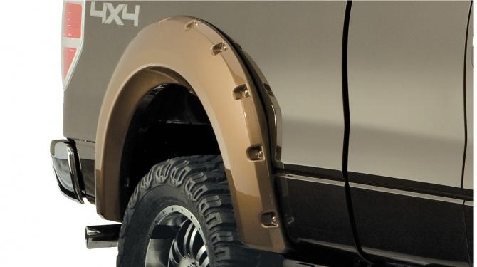 Skärmbreddare - Bushwacker  Ford F 150  2009 - 2014