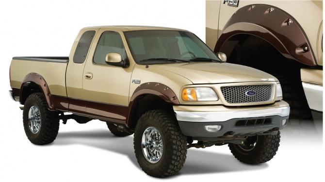 Skärmbreddare - Bushwacker  Ford F 150  1997 - 2003