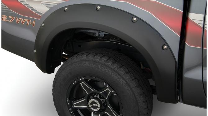 Skärmbreddare Toyota Hilux 11-14 Slät - Bushwacker