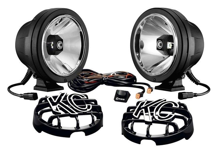 """KC Pro-Sport Gravity LED 6"""" 40W"""