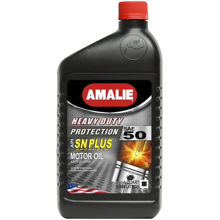 Motorolja Mineralolja - Amalie