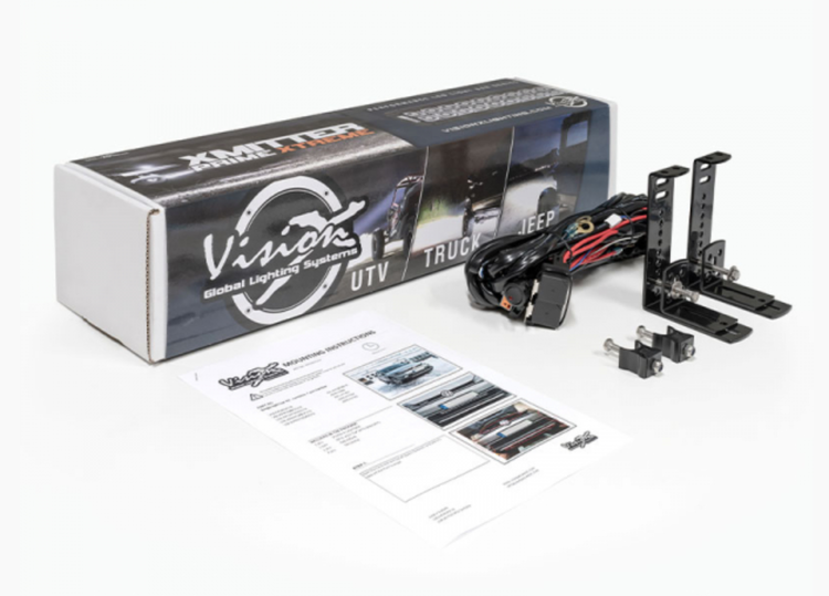 "VISION X 21"" Modellanpassat RAM 2019-"