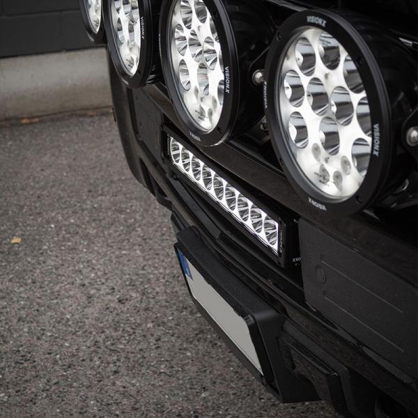 Vision X - Silverado 2500 HD 18-