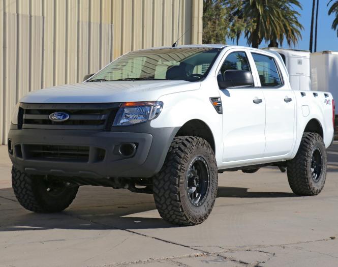 """Höjningssats Ford Ranger 2"""" - Fox Performance"""