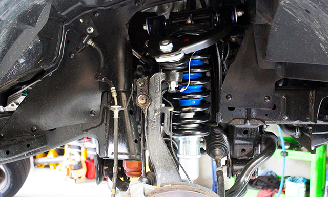 """Höjningssats Ford Ranger 4"""" - Superior Engineering"""
